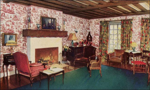 & Colonial Interiors | Flickr