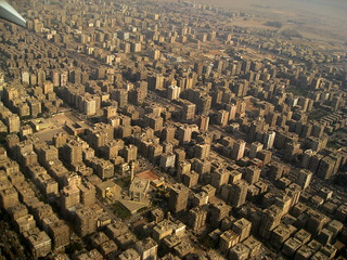 Cairo from Above / Lower Egypt | by Σταύρος