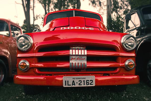 50s Dodge Job Rated Pickup Truck | 17º Encontro anual de ...