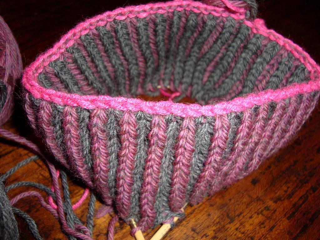 Crochet Cast On : brioche stitch with crochet provisional cast on underdutchskies ...