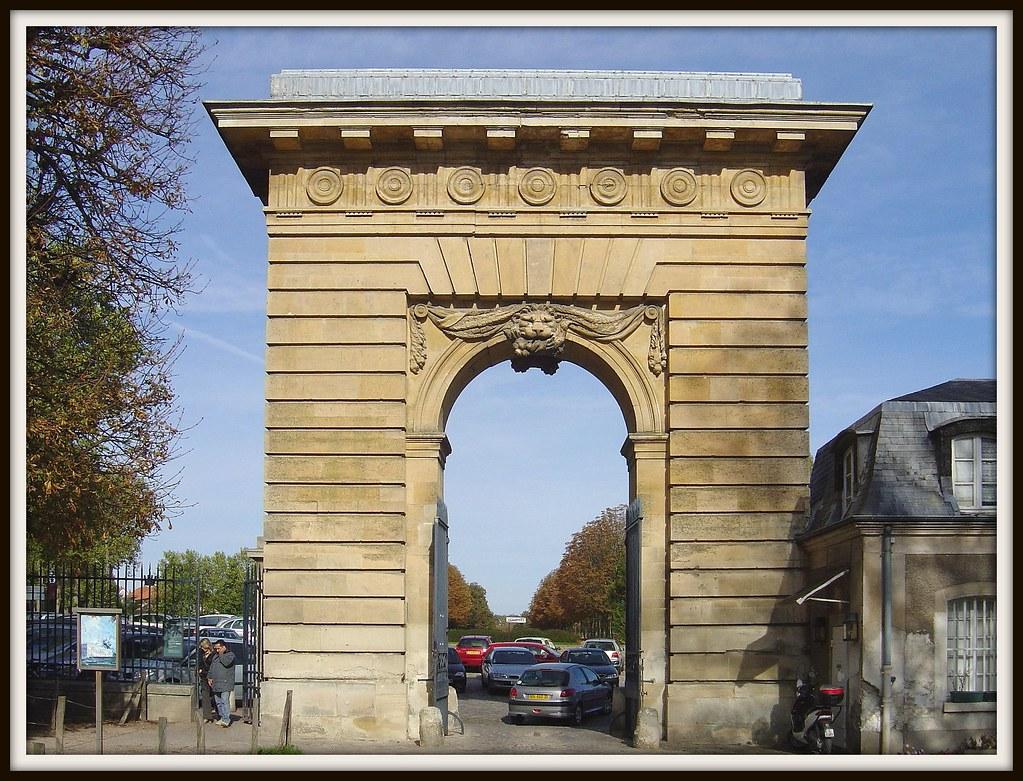 Porte saint antoine 1786 ch teau de versailles for Porte saint antoine