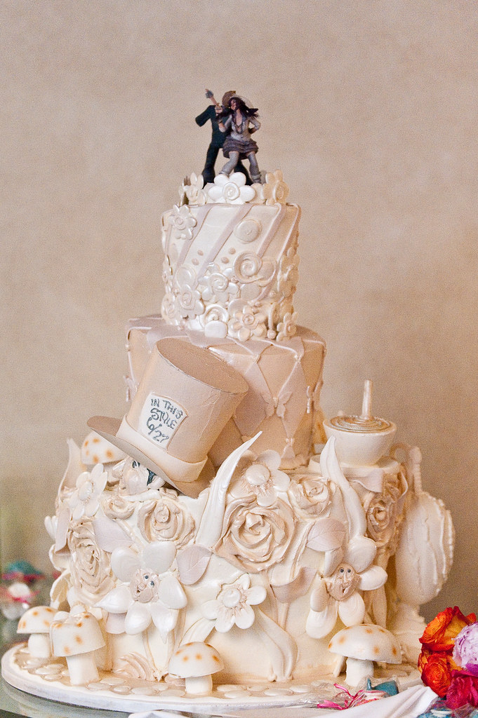 wedding cake wonderland white tiered wedding cake with an in 26985