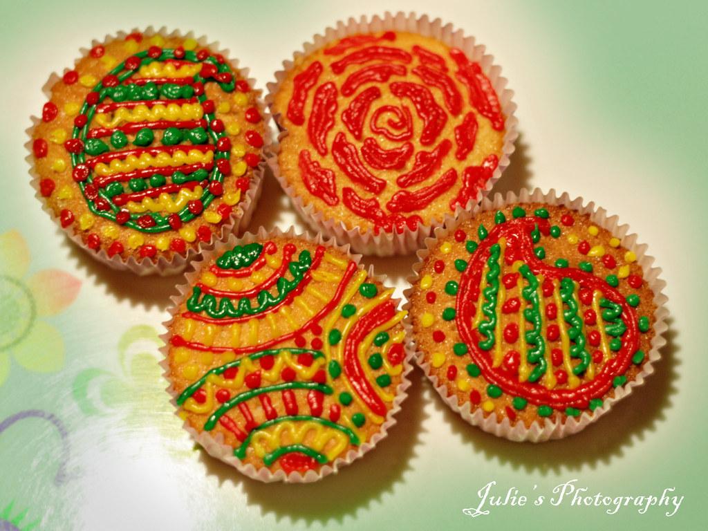 Mehndi Cake Recipe : Henna cake i was bored today recipe here