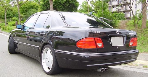 Mercedes benz e60 amg w210 39 97 flickr photo sharing for Mercedes benz e60 amg