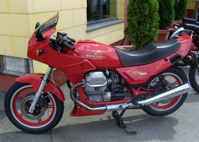 Moto Guzzi  Le Mans Mk For Sale