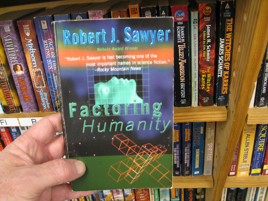 Factoring Humanity Half Price Books Lynnwood Washington