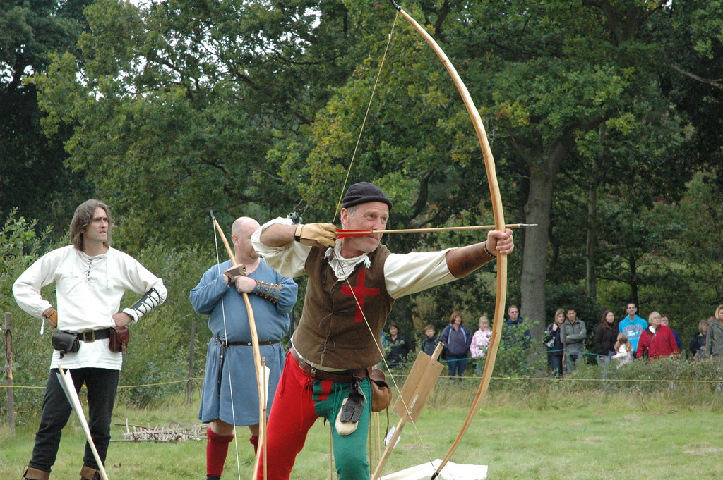 medieval archery clothing images - photo #36