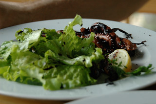 Grilled octopus | by clotilde
