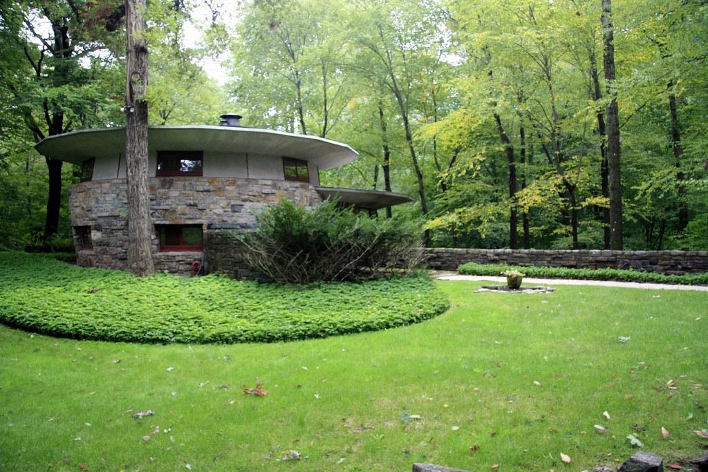 Mg 1736 Friedman House By Frank Lloyd Wright 1950