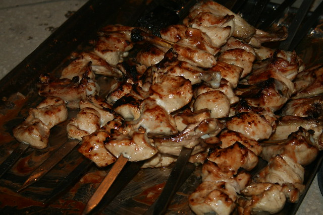Persian chicken kabob being perfected! | Flickr - Photo Sharing!