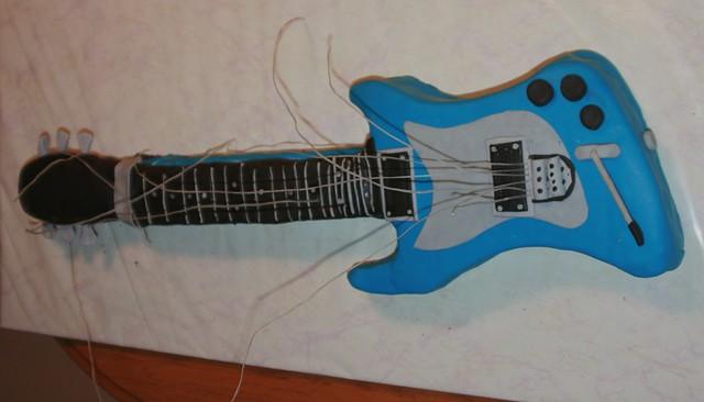 Guitar Cake Pan Bulk Barn