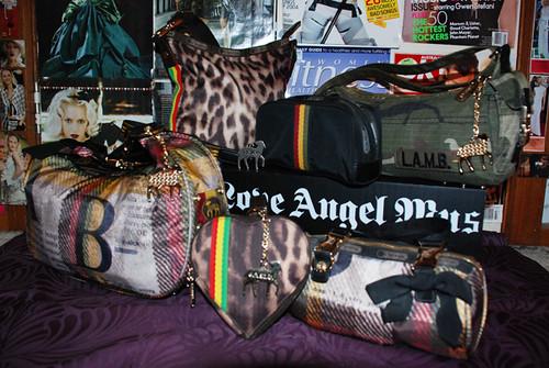 bags (Lesportsac)   Rebecca Houlden   Flickr