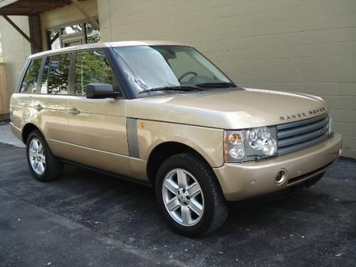 2005 range rover hse 2005 land rover range rover hse flickr. Black Bedroom Furniture Sets. Home Design Ideas