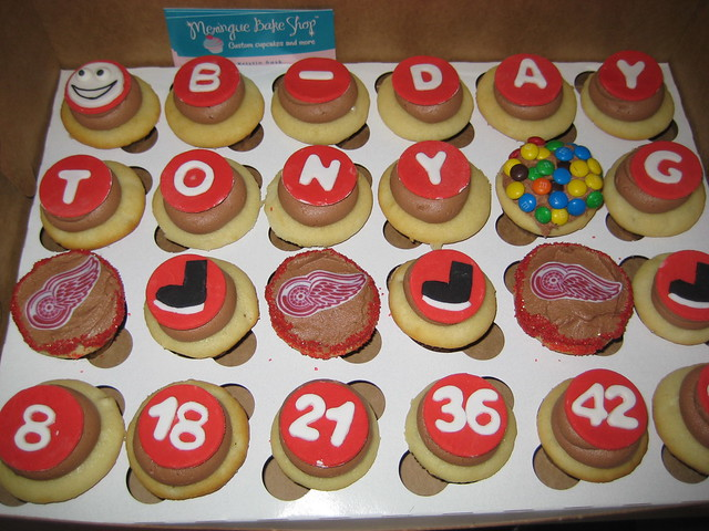 Hockey Cake Decorations Canada