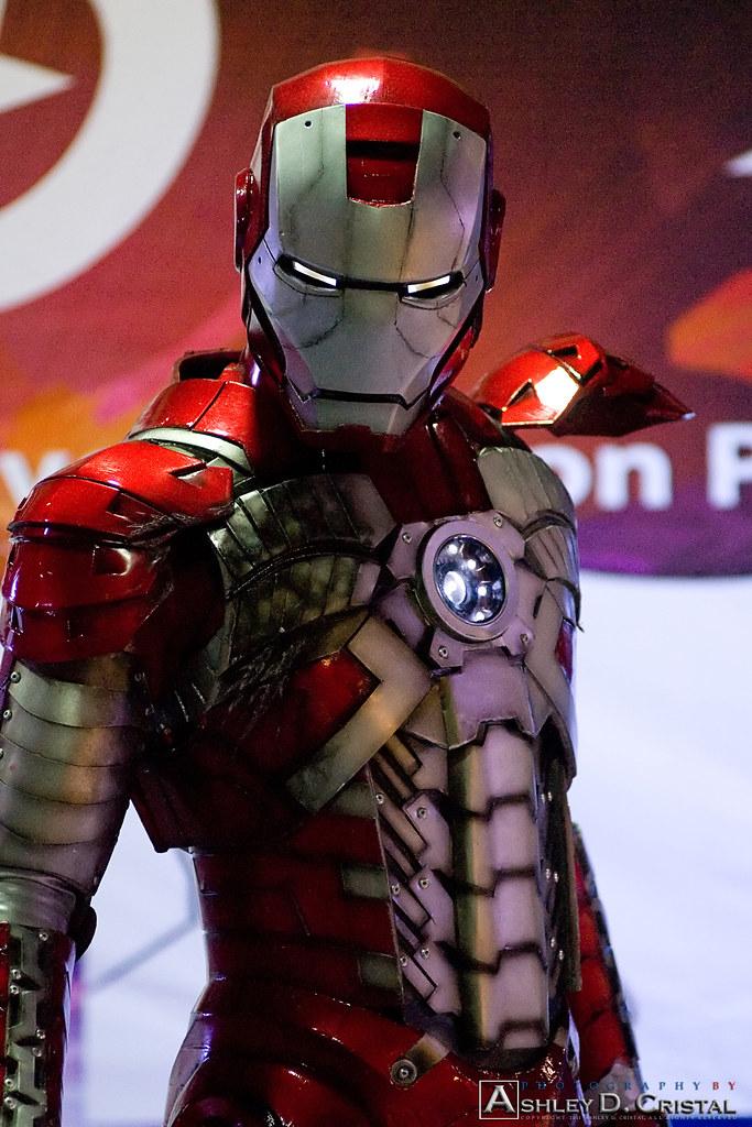iron man metro comic con 2011 cosplay contest iron man s flickr