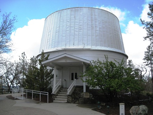 Clark Telescope Dome, Lowell Observatory | by brewbooks