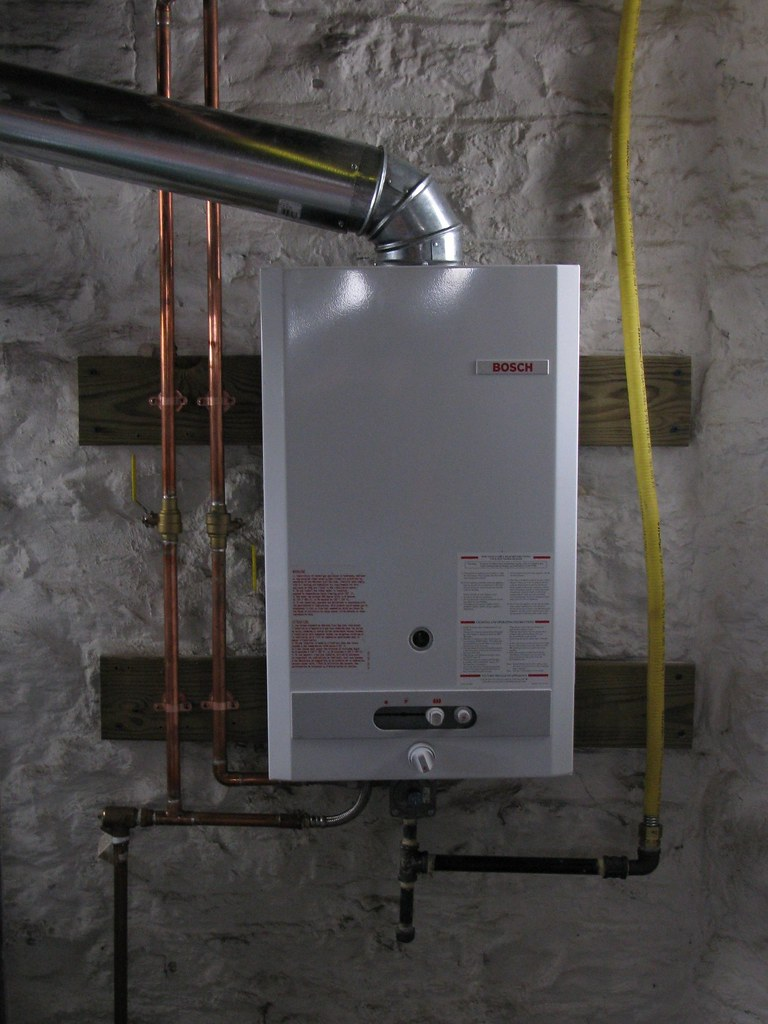 On Demand Hot Water Heater Natural Gas