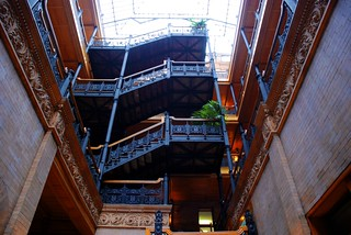 Bradbury Building, LA | by DClemm