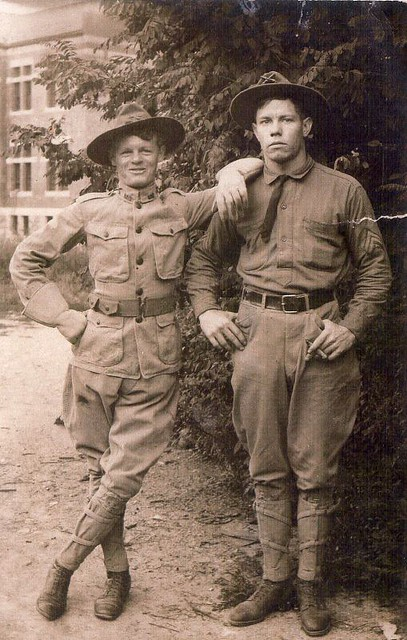 Edward Stafford c-1906 US Army | Michael Donovan