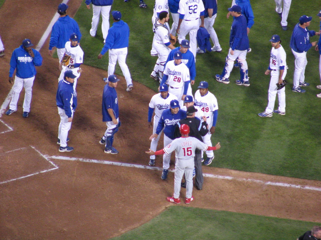 Image Result For Dodgers Game