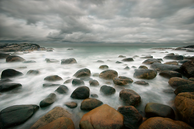 Stormy sea [2] wallpaper - Beach wallpapers - #20522