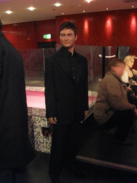 Réplica de cera de Daniel Radcliffe   Museo de Cera de ... Daniel Radcliffe