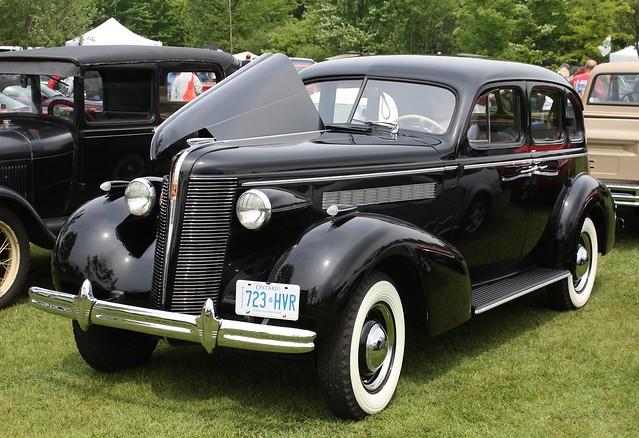 1937 mclaughlin buick special 4 door flickr photo sharing for 1937 buick special 2 door