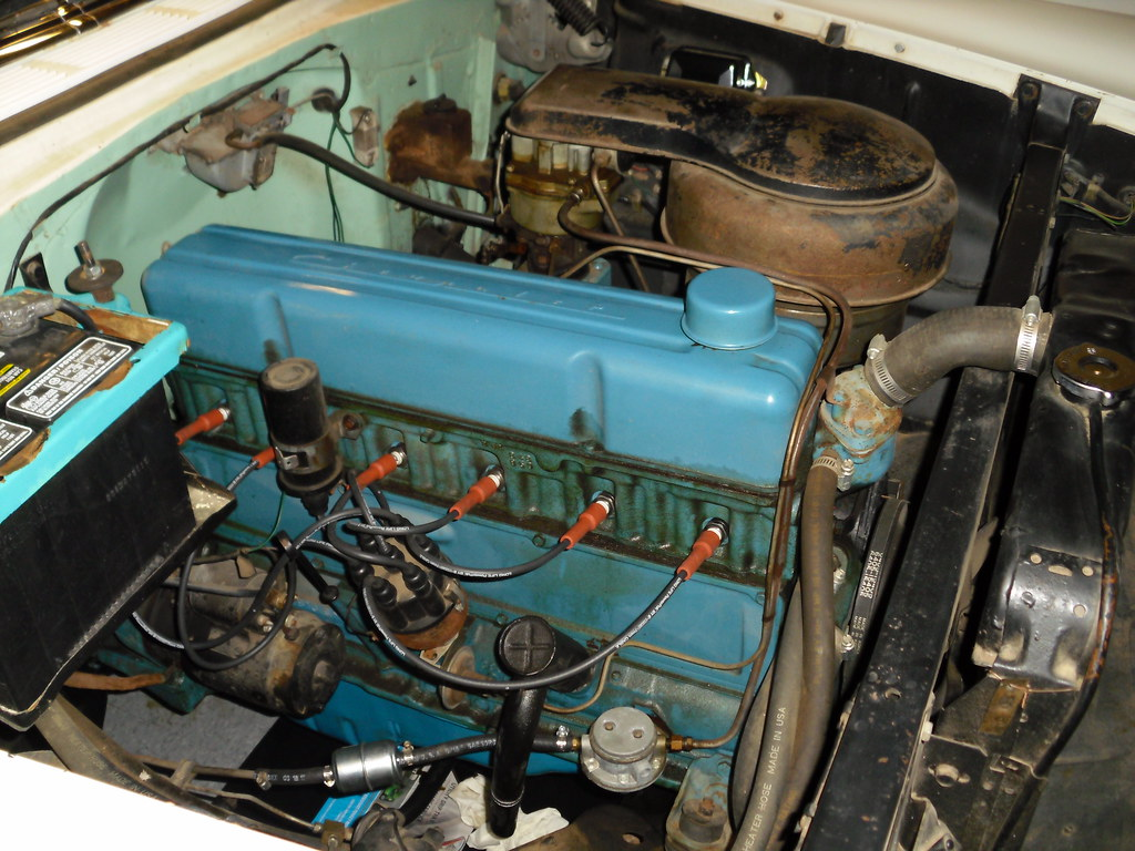 1956 chevrolet 235 blue flame 1956 chevrolet 235 blue. Black Bedroom Furniture Sets. Home Design Ideas
