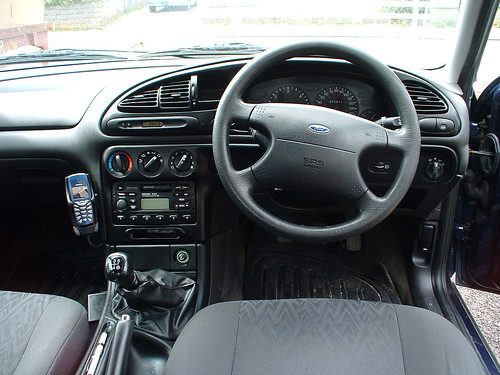 Ford mondeo interior flickr photo sharing for Interior ford mondeo