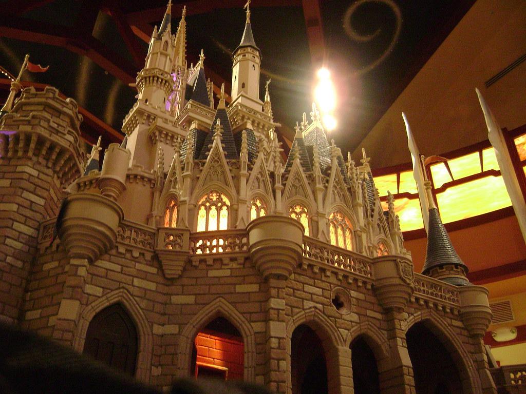 Cinderella Castle Photography Cinderella Castle Model