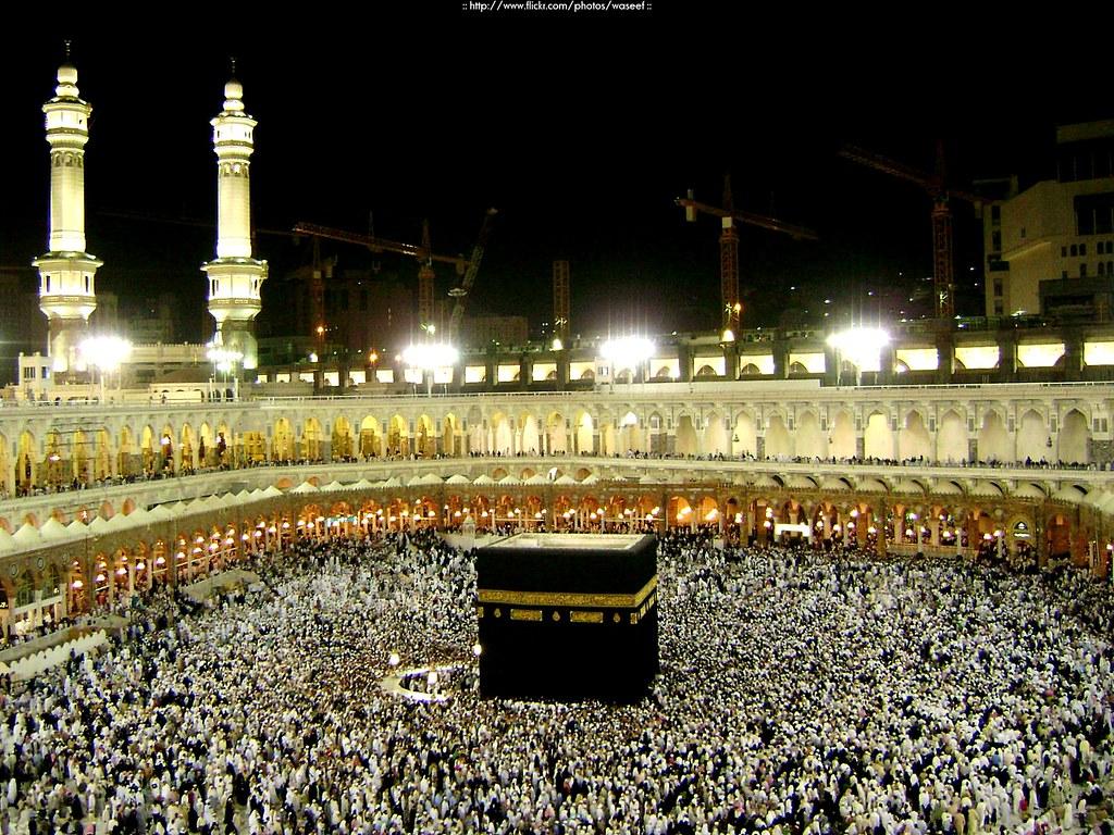 Al Com Mobile >> Ka'abah (الكعبة) | Taken from the 3rd floor of Masjid al-Har… | Flickr