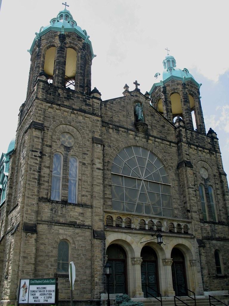 Good Shepherd Catholic Church, Toledo, Ohio | John ...