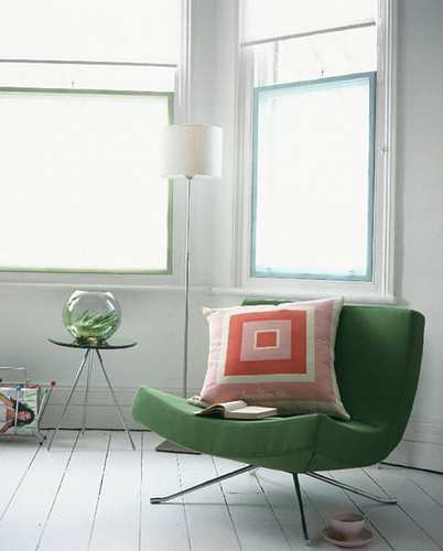 Green chair | by decorology