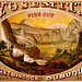 Yosemite fine cut, tobacco label, ca. 1872