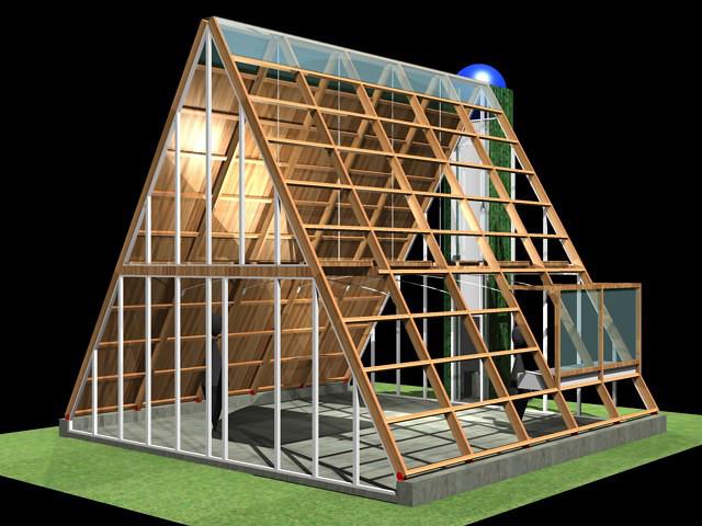 Casa ecol gica prefabricada el art fice i igo ortiz - Casa ecologica prefabricada ...
