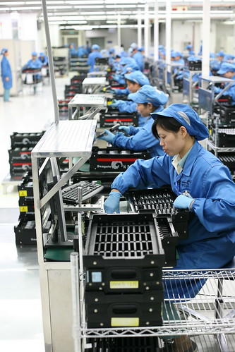 Seagate Wuxi China Factory Tour | by Robert Scoble