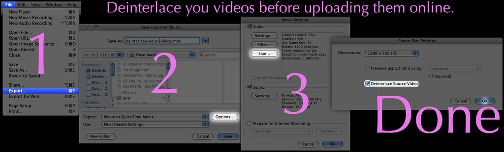 how to put photos in imovie