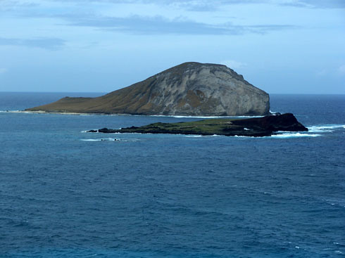 Pictures Of An Island On Hawaii