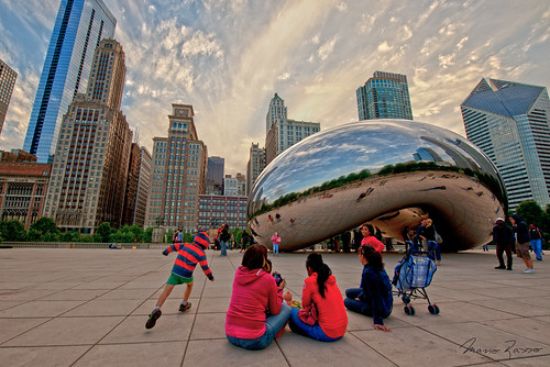 Bean / 18:52, Playing with the Cloud | by Mario Rasso