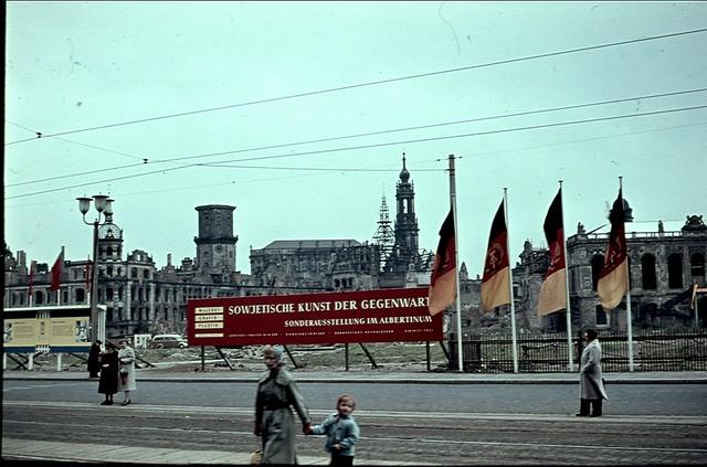 dresden in 1960