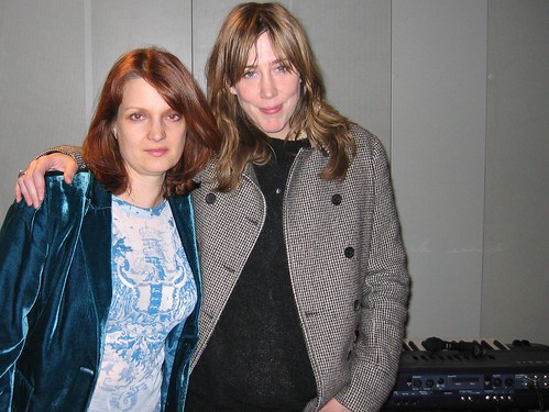 Beth Orton with Claudia | by wfuv