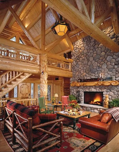 Cozy Wooden Homes Many People Choose Home Design Ideas