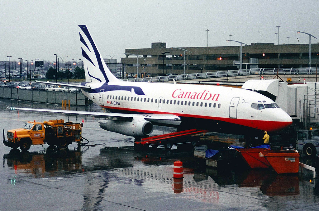 Canadian Airlines   C Gjpw