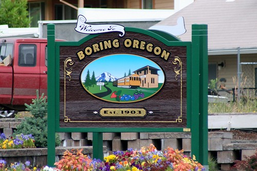 Boring Oregon. Oops, I Mean, Boring, Oregon. | by Adventures with E&L