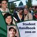 Student Handbook for 2008-09