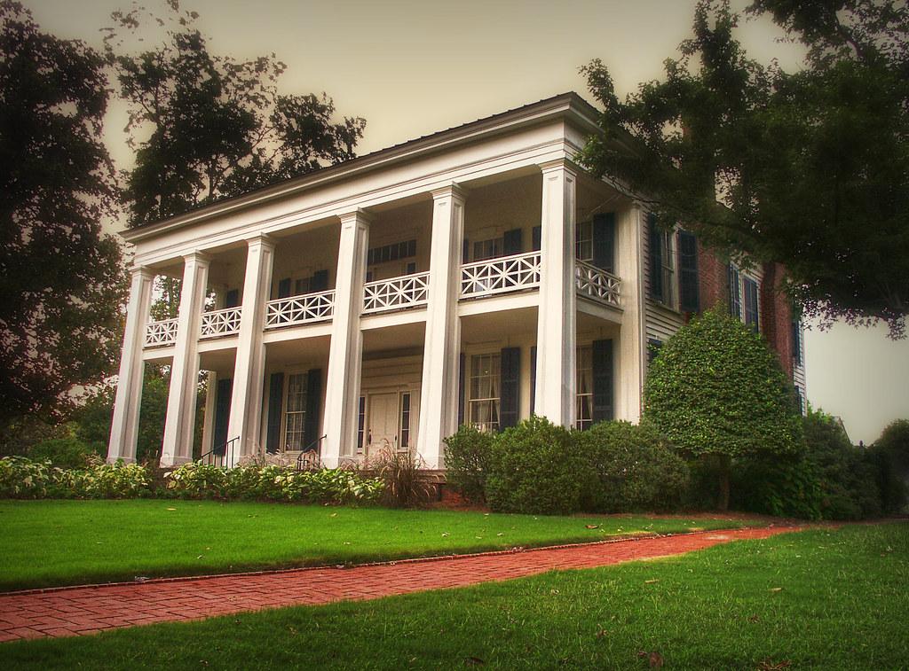Arlington House 2 Arlington Antebellum Home And Garden Bui Flickr