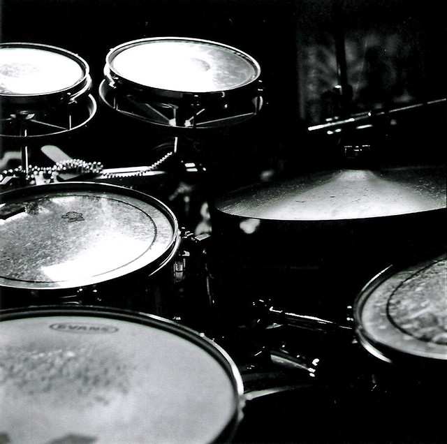 My Drum Set With Yashica D 120 Film Me Drum Set In 120 F Flickr