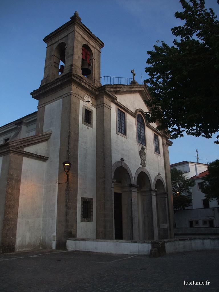 cidade velha ourem igreja 2