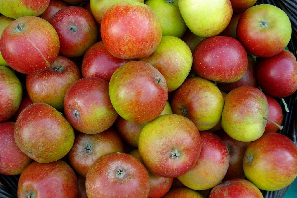 Wheat Free Apple Cake