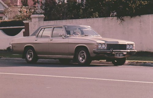 Holden Statesman | by Hugo90-
